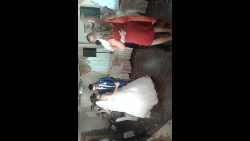 свадьба Стаса и Алини