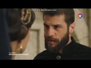 Последний разговор шехзаде Искандера и Кёсем Султан