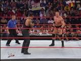 (WWEWM) Брок Леснар пр. Гробовщик (22.09.2002, Unforgiven)