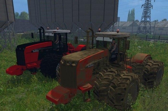 Трактор Versatile 535
