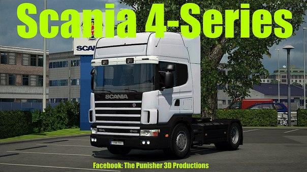 Scania 4 V1.1