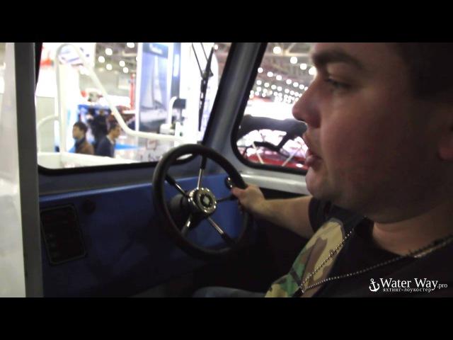Обзор пассажирского катера Самара 820Т