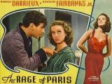 RAGE OF PARIS (1938) Danielle Darrieux - Douglas Fairbanks Jr - Mischa Auer