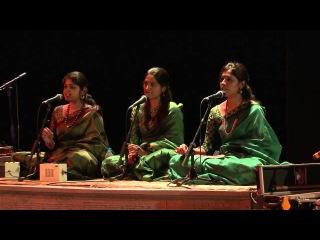 Bombay Jayashri -- Thillana in Sindhu Bhairavi, Listening to Life concert