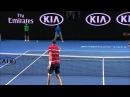 John Isner v Marcel Granollers highlights (2R) | Australian Open 2016