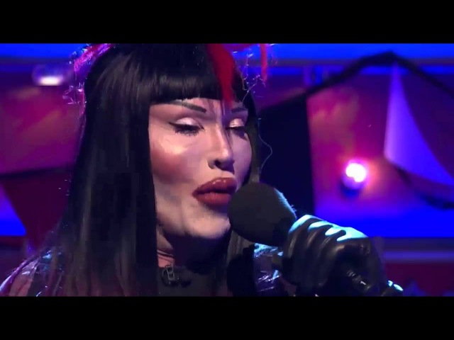 Pete Burns Live- You Spin Me - Big Brother - 2016 5/2