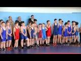 В Доме физкультуры прошли соревнования по греко-римской борьбе