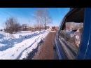 Ремонт дороги в Чусовом, 23 марта 2016 года к приезду Д. А. Медведева