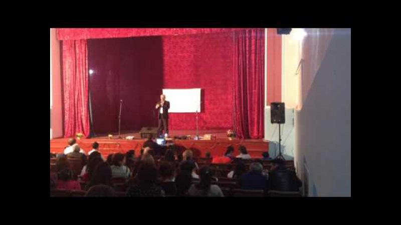 Концерт для Айдамира в Лечинкае