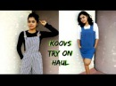 Koovs Try On Clothing Haul cantgetenough Sale Fashion Haul