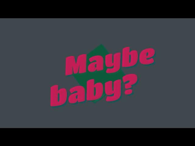 Maybe baby?/ Выпуск 5 ( Посещение банка стволовых клеток Гемабанк (17.01.16)