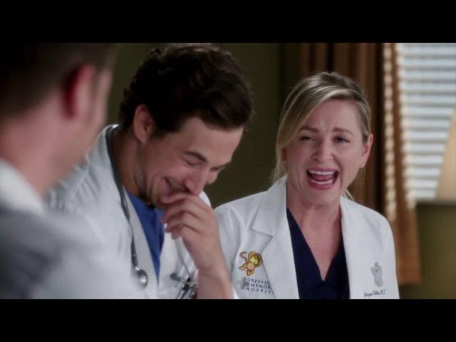 Grey's Anatomy - 12 (bloopers)