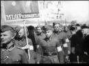 22 июня 1943 г. Парад РОА в Пскове.