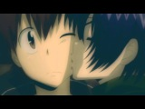 Chrome/Tsuna - Kiss moment x)