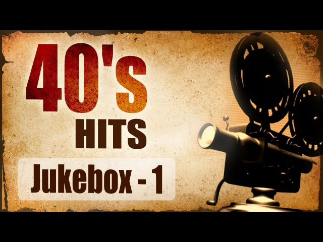 Best of 40's Hindi Songs - Jukebox 1 - Evergreen Bollywood Black White Old Hits (1940-1949)