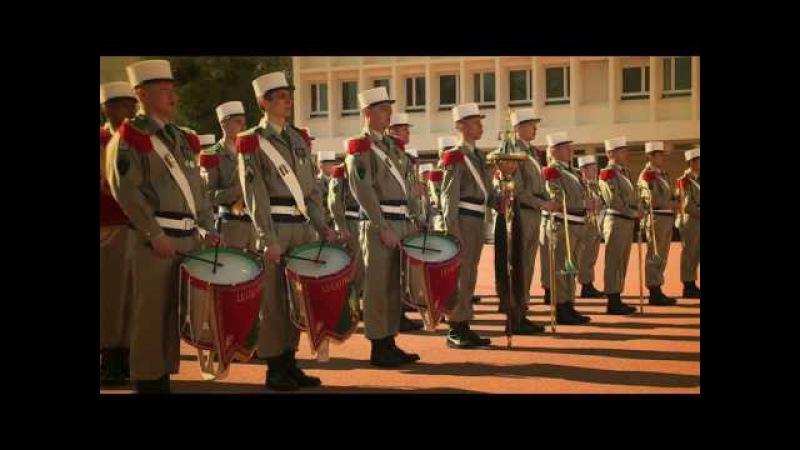 Le Boudin - Musique de la Légion étrangère (vidéo officielle)
