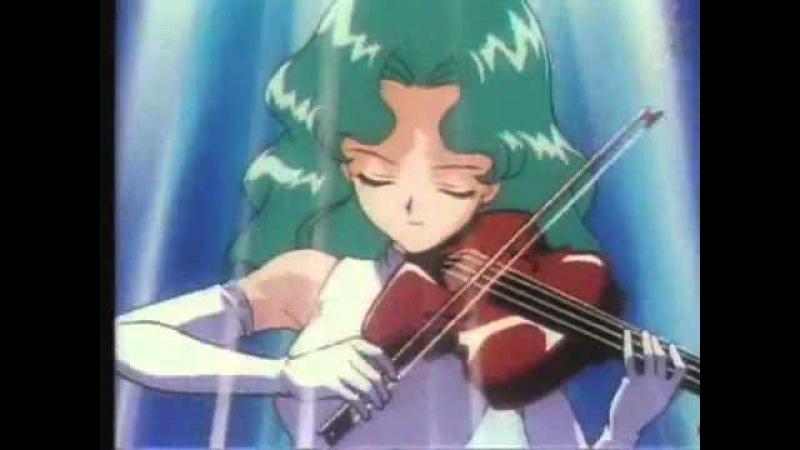 Haruka and Michiru Violin Medley