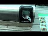 Чип-контроль на мусорном баке? Римини, Италия