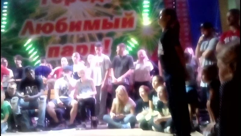 Полуфинал Влада Малина Жаркий фест