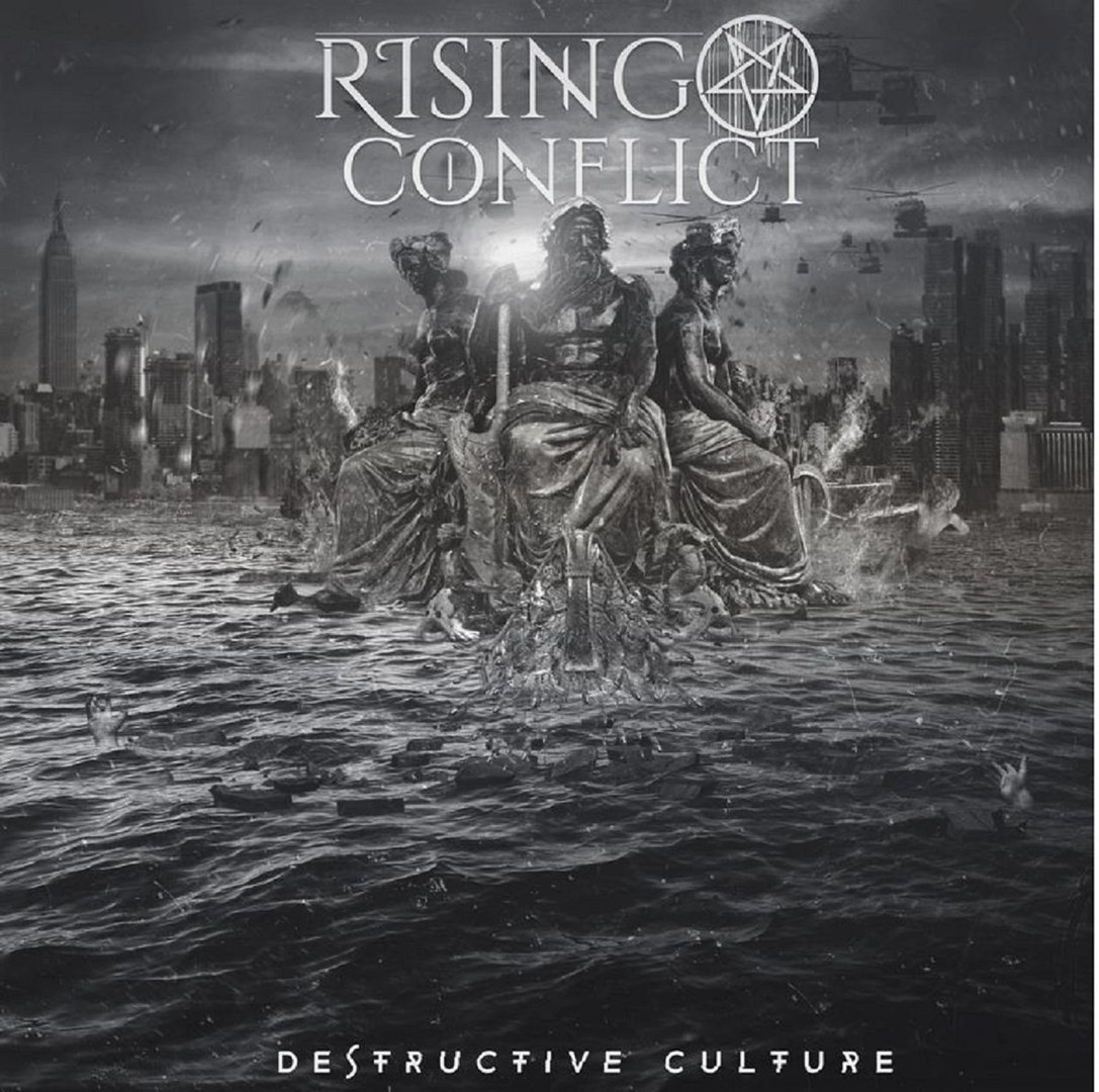 Rising Conflict - Destructive Culture [EP] (2016)