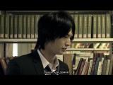 (субтитры) Hakuouki SSL ~сладкая школьная жизнь~  Эпизод #1「Вне времени и пространства」