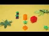 LEGO® DUPLO®: овощи и фрукты