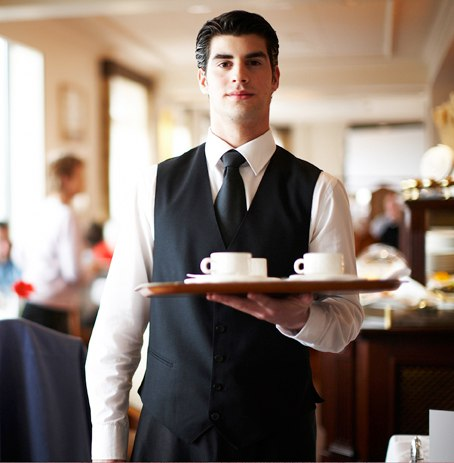 waiter job This waiter & waitress job description highlights the positions responsibilities & requirements which can be helpful in writing a targeted resume.