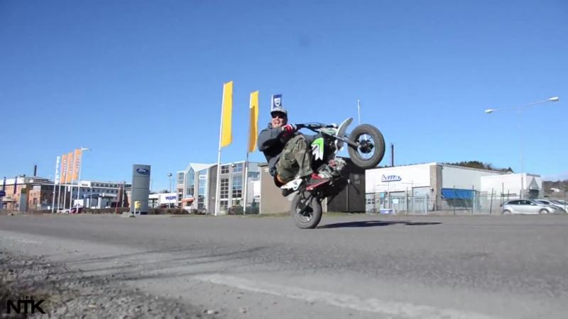 Rollsbo Stunt Session [NTK Edit] Kawasaki 636, KTM EXC, Kawasaki KX, Derbi Senda, DBR, 12 oclock