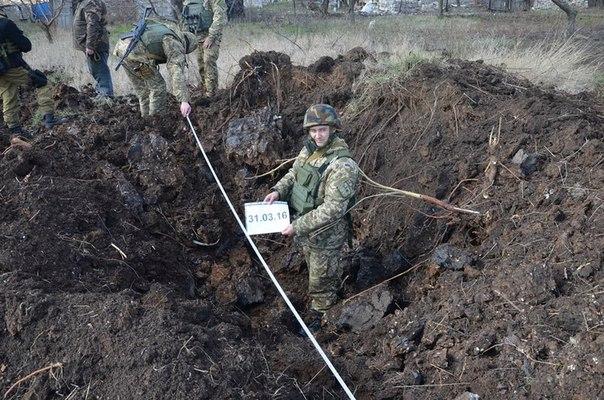 За минувшие сутки количество обстрелов позиций сил АТО со стороны боевиков возросло до 77. Эпицентром боевых действий была Авдеевка, - штаб - Цензор.НЕТ 6883