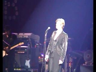 David Bowie - 2002 - Zenith (First night)