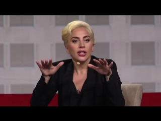 26 июня 2016: Леди Гага на Конференции мэров США в Индианаполисе