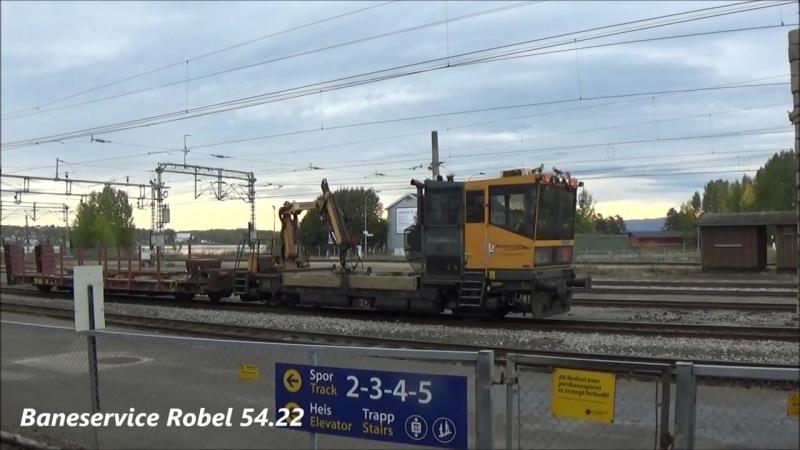 Baneservice Robel Bullok Waiting At Hamar