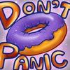 """""""Don't panic"""". Межгалактическое кафе"""