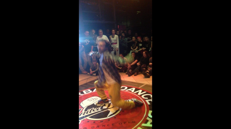 United Dance Open 2015. Waacking. Alan Mambetov.