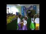 номер победитель в районном конкурсе Детский мир 2013 в номинации музыкальная жемчужина Волк и семеро козлят да на новый