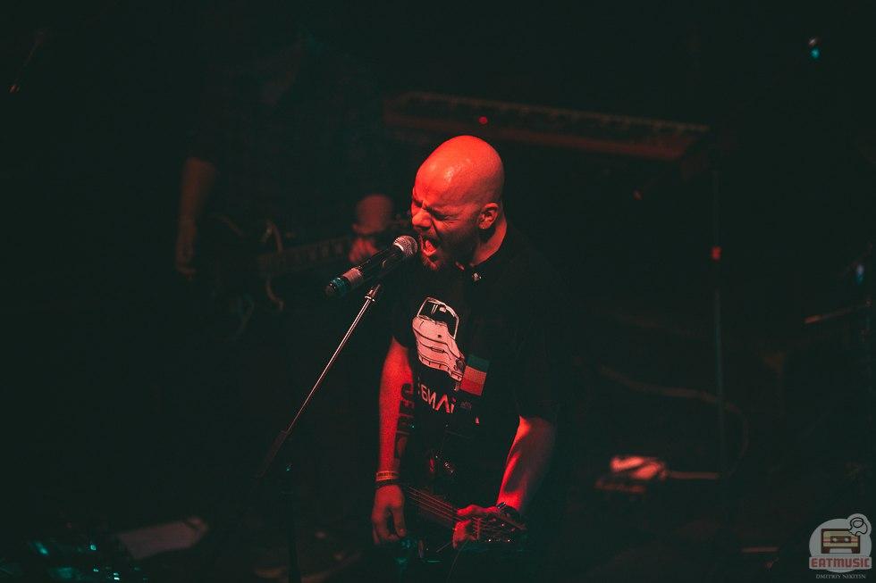 Концерт группы Без билета Rusted
