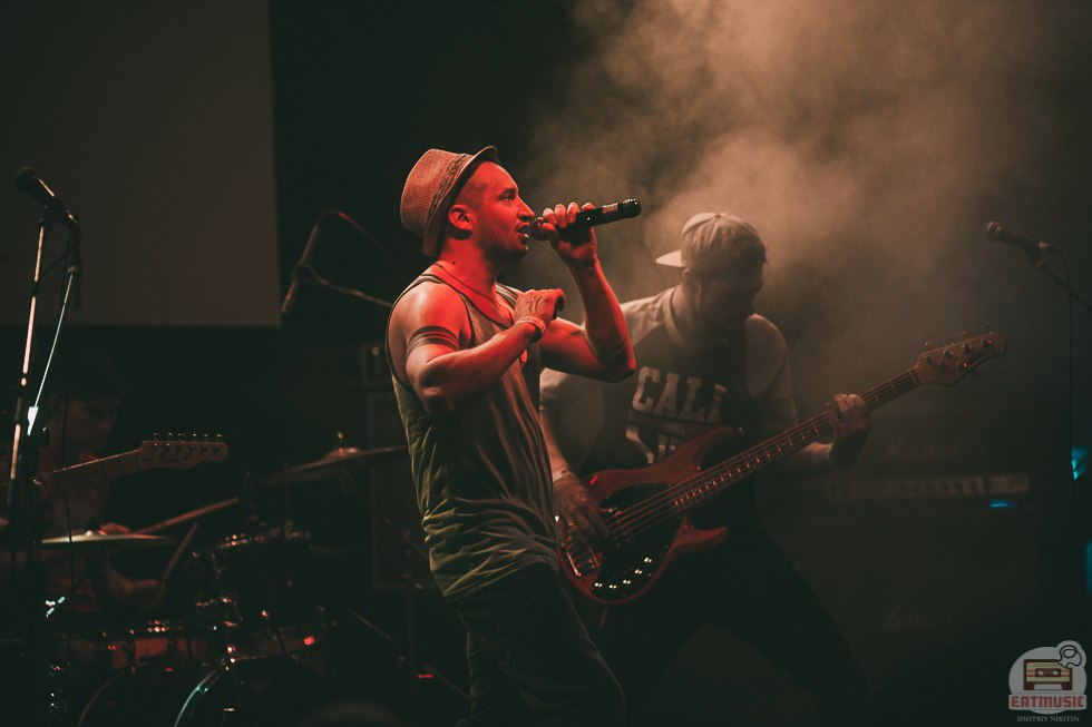 Концерт группы Без билета Москва