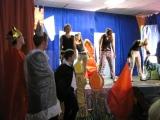 Танец уродов :) Спектакль
