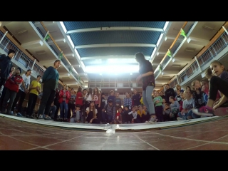 Crazy vs Burda Hip Hop CBBV3