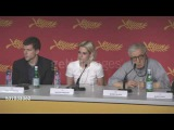 Cafe Society Press Conference in Cannes 2016