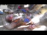 Сирия издевательства над телом сбитого русского летчика