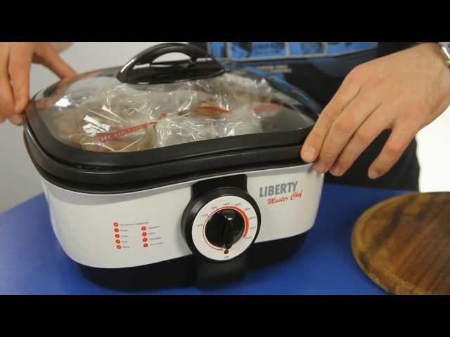 Готовим филе в соевом соусе! Мультиварка 8 в 1 Liberty MF-1500