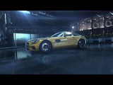 The All New 4.0 Liter V8 Biturbo Engine in the Mercedes-AMG GT (M178)