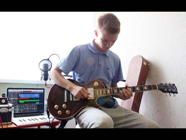 Nick Rusev - Гардемарины вперёд! (рок обработка) / Gardemariny up! (in rock style)