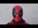 Как сделать маску Deadpool из полиморфуса 2 часть