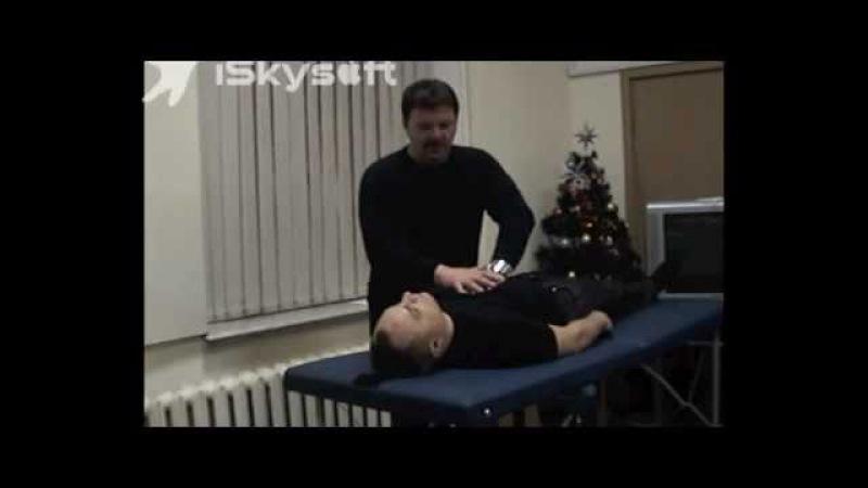 Чикуров, висцеральная остеопатия, средостение