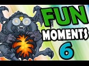 Dota Fun: Funny Moments 6 - Triple Kill