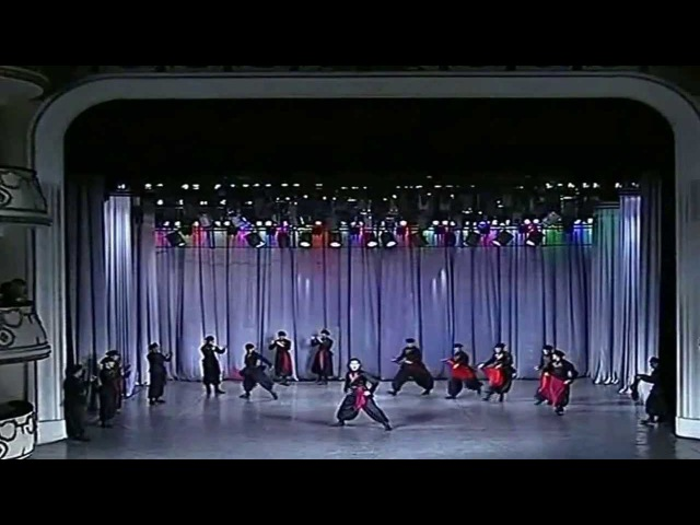 Georgian National Ballet Potskhishviliფოცხიშვილების ნაციონალური ბალეტი