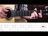 Как играть на гитаре Крематорий Мусорный ветер