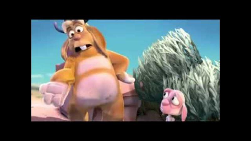 Мультик от Pixar о вере в себя и свои силы
